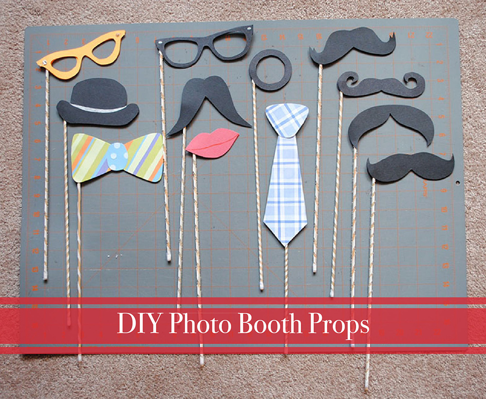 Easy DIY Wedding Projects – Easy Craft and Sew